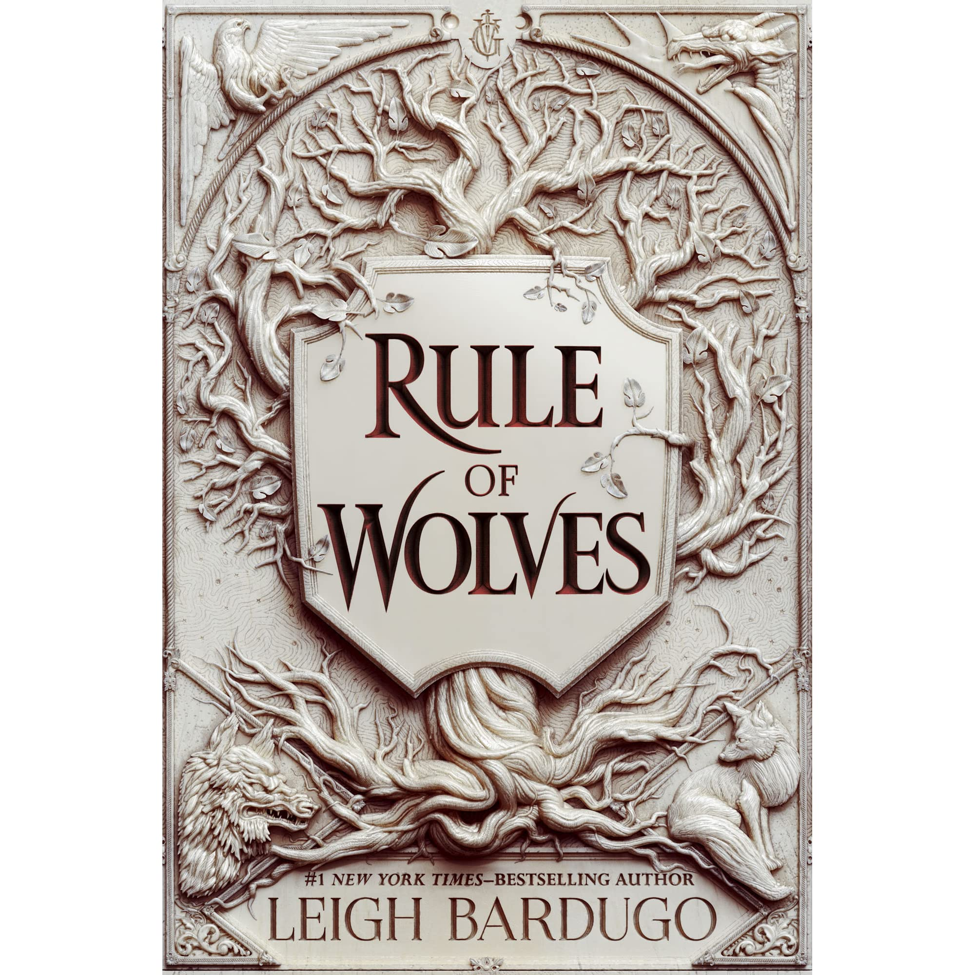 Rule of Wolves (King of Scars Duology, #2) by Leigh Bardugo