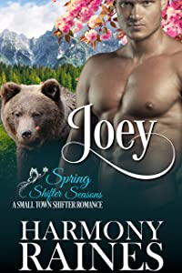 Joey: Spring (Shifter Seasons #6)