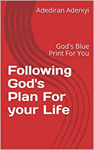 Following God's Plan For your Life: God's Blue Print For You