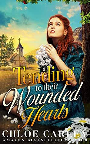 Tending to their Wounded Hearts: A Christian Historical Romance Book