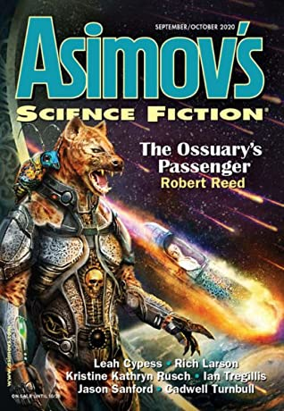 Asimov's Science Fiction Magazine, September/October 2020 by Sheila Williams