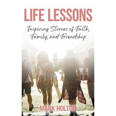 Life Lessons By Mark Holton The mark, which is super faint in the least visible part of the red spectrum, is totally impossible to spot without a loupe, and to find it even with a loupe you have to know where it is because it is so faint and. life lessons by mark holton