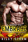 A Mate to Embrace ( Dragons of Mount Aterna #4 )