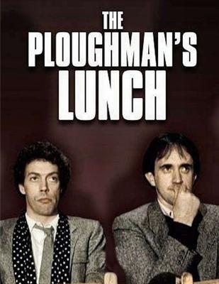 The Ploughman's Lunch: Screenplay by Adrienne Joyce