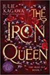 Book cover for The Iron Queen Special Edition (The Iron Fey Book 3)