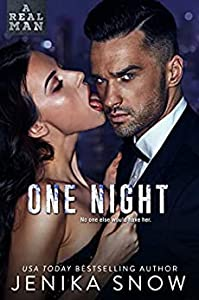 One Night (A Real Man, #26)