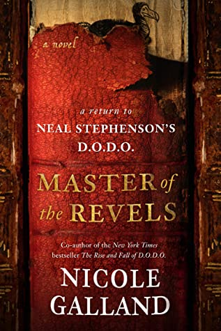 Master of the Revels by Nicole Galland