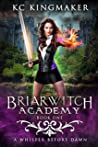 A Whisper Before Dawn (Briarwitch Academy, #1)