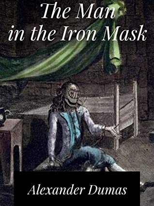 The Man in the Iron Mask illustrated