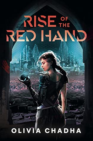 Rise of the Red Hand (The Mechanists, #1)