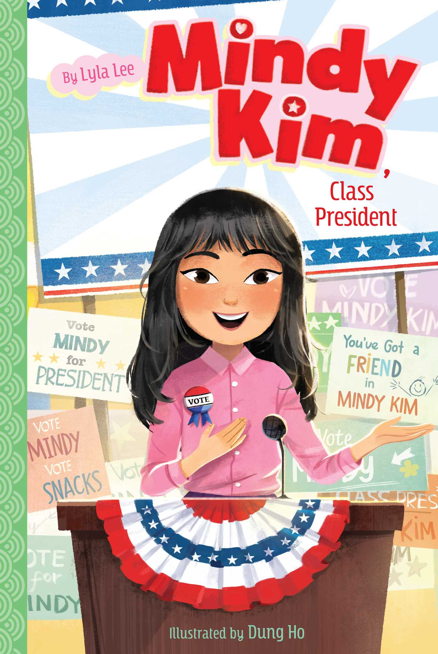 Mindy Kim, Class President (Mindy Kim, #4)