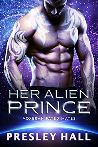 Her Alien Prince (Voxeran Fated Mates, #1)