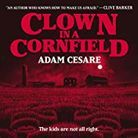 Clown in a Cornfield