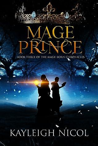 Mage Prince by Kayleigh Nicol