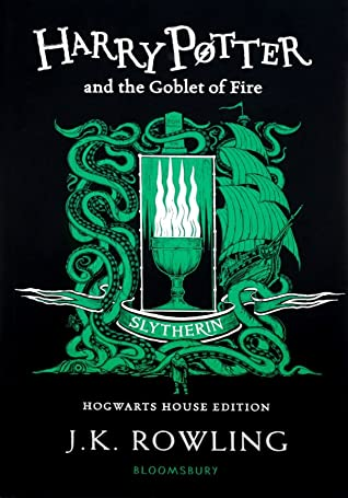 Harry Potter and the Goblet of Fire – Slytherin Edition by J.K. Rowling