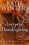 A Vineyard Thanksgiving (The Vineyard Sunset #4)