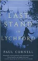 Last Stand in Lychford (Lychford, #5)