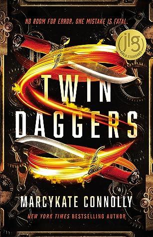 Twin Daggers (Twin Daggers, #1)
