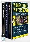 Women Crime Writers: Volume One