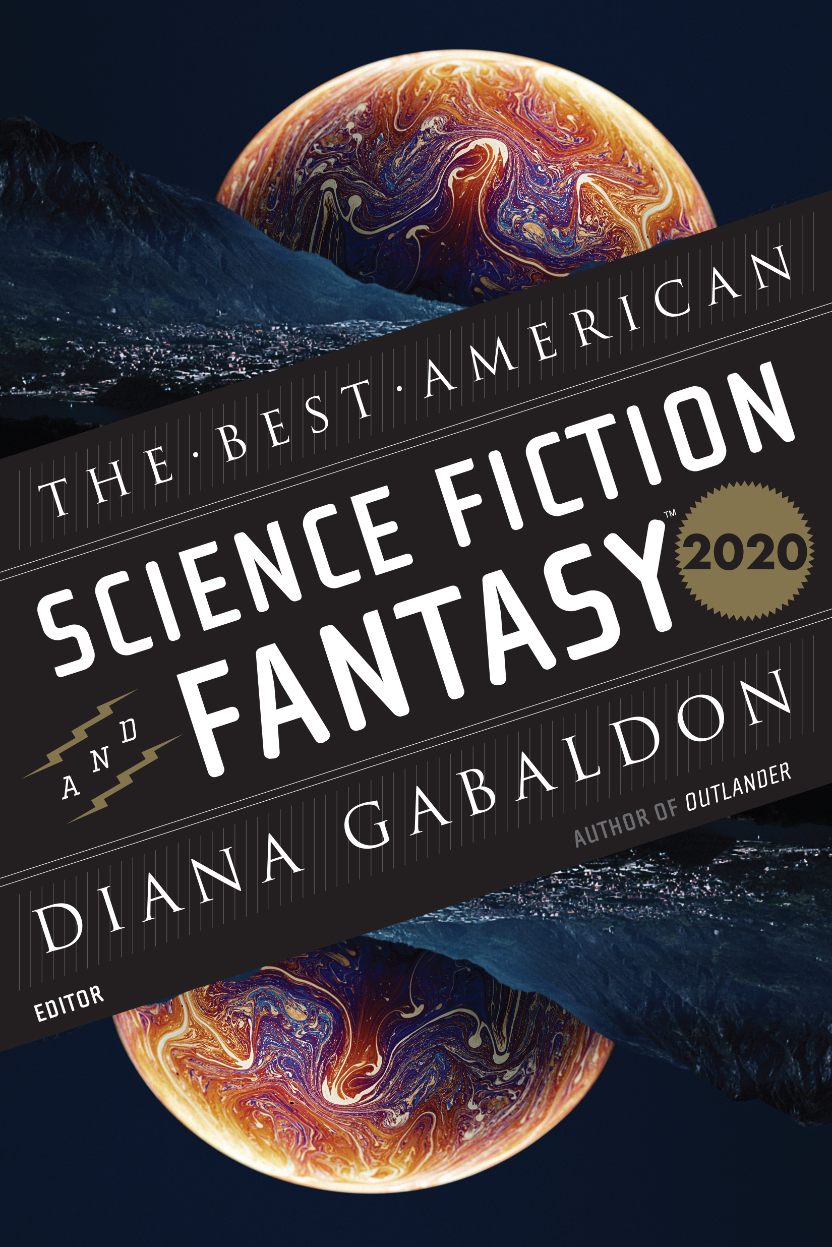 The Best American Science Fiction and Fantasy 2020