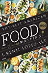 The Best American Food Writing 2020