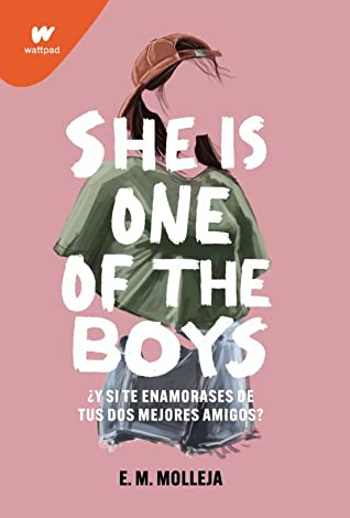 She is one of the boys (She is one of the boys, #1)