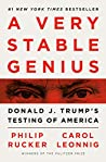 A Very Stable Genius: Donald J. Trump's Testing of America ebook review