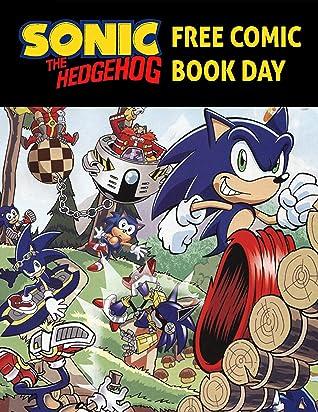 Sonic: The Hedgehog Free Comic Book Collection for Kids Teen Adults Boys Girls Women Men Comic Fan Day Edition Special Collection for Kids Teen Adults Boys Girls Women Men Comic Fan