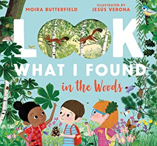 Look What I Found in the Woods by Moira Butterfield
