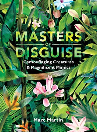 Masters of Disguise by Marc Martin