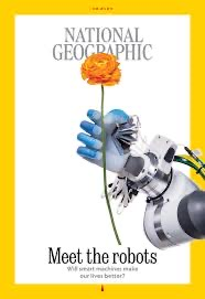 National Geographic: Meet the Robots - September 2020