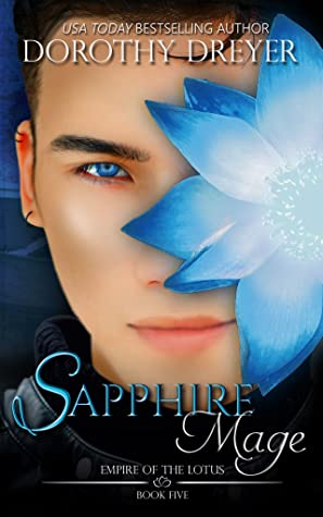 Sapphire Mage (Empire of the Lotus, #5)
