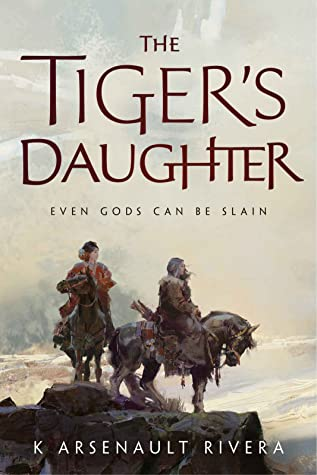 The Tiger's Daughter (Ascendant, #1)