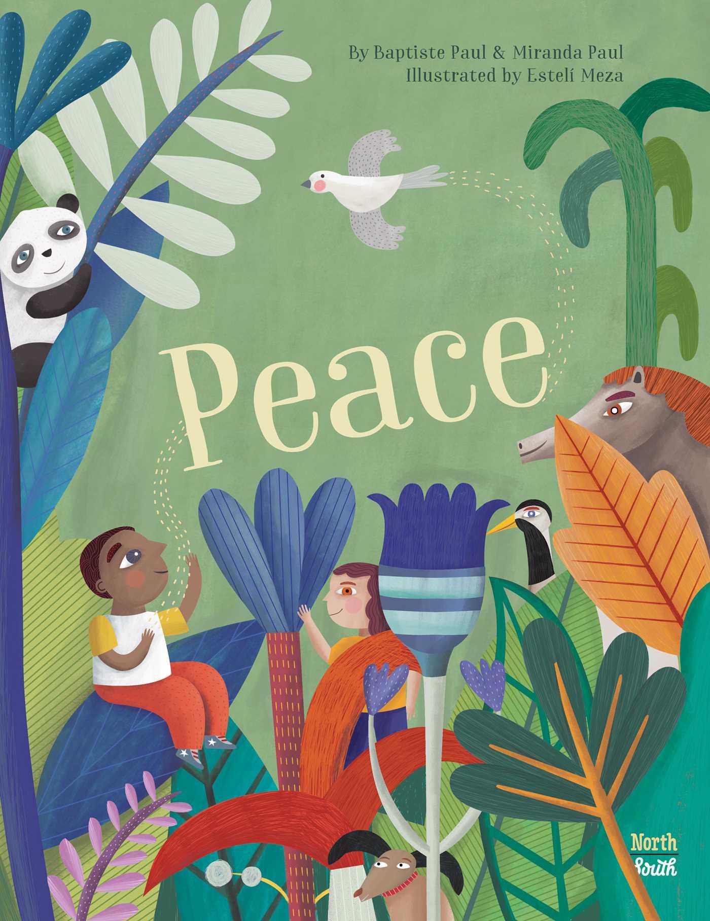 Peace by Baptiste Paul