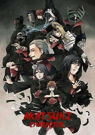 Akatsuki Character: Story , History Nagato , Itachi , Conan , Tobi ... Naruto Shippuden
