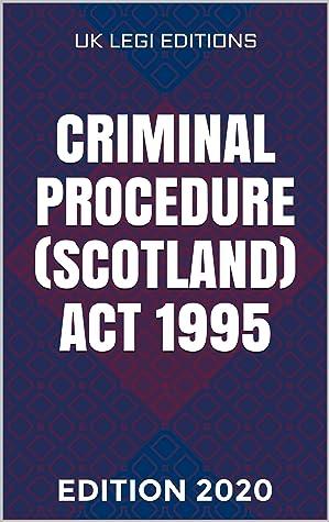 Image result for criminal procedure (scotland) act 1995