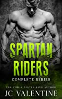 Spartan Riders Complete Boxed Set