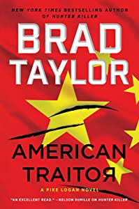 American Traitor (Pike Logan, #15)