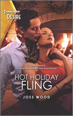 Hot Holiday Fling: A Christmas working together romance