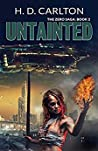 Untainted (The Zero Saga #2)