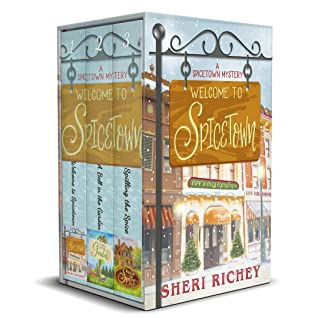 Spicetown Mystery Series Box Set: Book 1-3