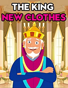 Story Of The King New Clothes : Bedtime Stories For Kids: Fairy Tales In English : English Stories For Kids
