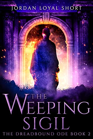 The weeping sigil cover