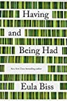 Book cover for Having and Being Had