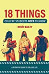 18 Things College Students Need to Know