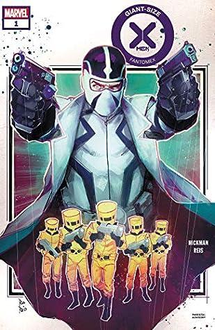 Giant-Size X-Men: Fantomex #1
