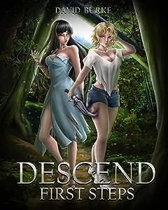 First Steps (Descend, #1)