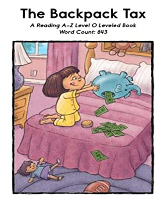 The backpack tax: children's books ages 1-3