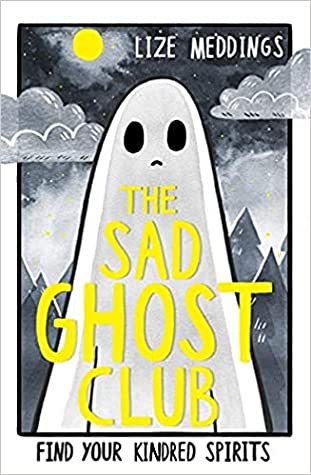 Book cover for The Sad Ghost Club