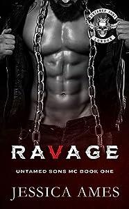 Ravage (Untamed Sons MC, #1)